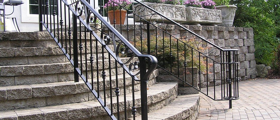 Lehigh Services Inc railing